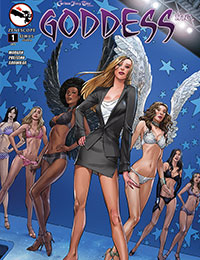 Grimm Fairy Tales presents Goddess Inc.