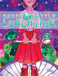 Space Battle Lunchtime