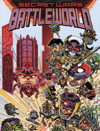 Secret Wars: Battleworld