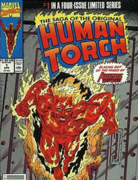 The Saga of the Original Human Torch