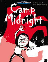 Camp Midnight Free Comic Book Day Special
