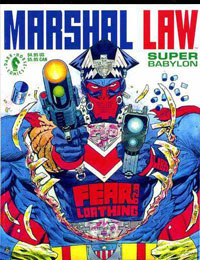 Marshal Law: Super Babylon