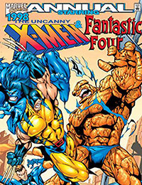 Uncanny X-Men/Fantastic Four '98