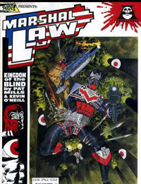 Toxic Presents #1: Marshal Law: Kingdom of the Blind