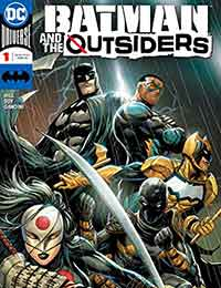 Batman The Outsiders Comic Read Batman The Outsiders Comic Online In High Quality