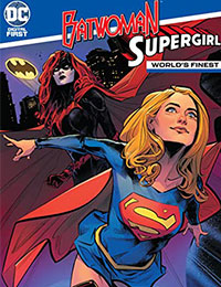 World's Finest: Batwoman and Supergirl