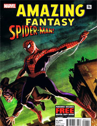 Amazing Fantasy #15: Spider-Man!