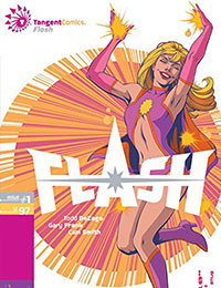 Tangent Comics/ The Flash