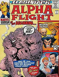 Alpha Flight: In the Beginning