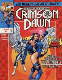 Psylocke & Archangel Crimson Dawn