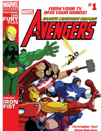 Marvel Universe Avengers Earth's Mightiest Heroes