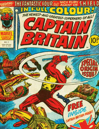 Captain Britain (1976)