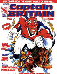 Captain Britain (1985)