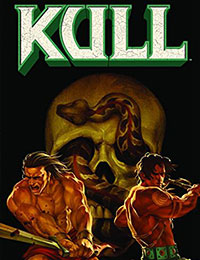 Kull: The Cat And The Skull