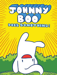 Johnny Boo: Does Something!