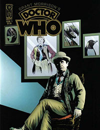 Grant Morrison's Doctor Who