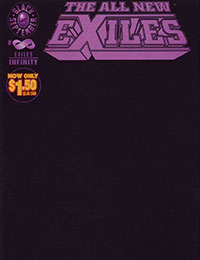 The All New Exiles: Infinity