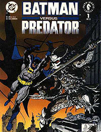batman versus predator comic read batman versus predator comic
