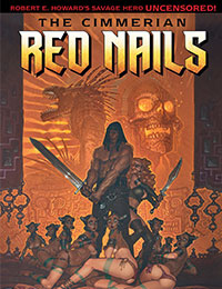 The Cimmerian: Red Nails