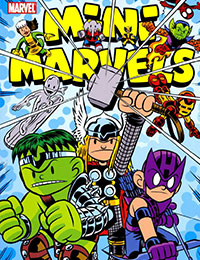Mini Marvels Ultimate Collection