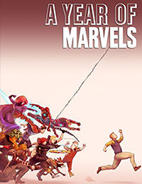 A Year of Marvels: April Infinite Comic