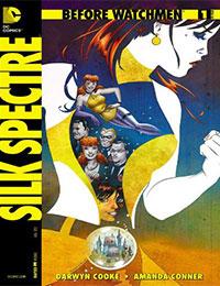 before watchmen silk spectre comic read before watchmen silk