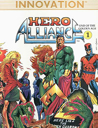 Hero Alliance: End of Golden Age