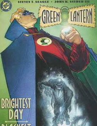 Green Lantern: Brightest Day; Blackest Night