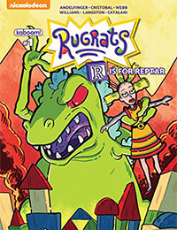 Rugrats: R is for Reptar