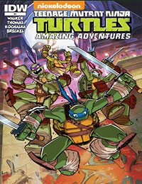 Teenage Mutant Ninja Turtles Amazing Adventures
