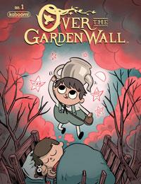 Over The Garden Wall 2016 Comic Read Over The Garden Wall
