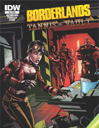 Borderlands: Tannis & the Vault comic | Read Borderlands: Tannis