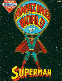 The Amazing World of Superman, Metropolis Edition