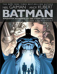 Batman: Whatever Happened to the Caped Crusader?