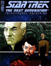 Star Trek: The Next Generation: Intelligence Gathering