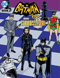 Batman '66 Meets Steed and Mrs Peel