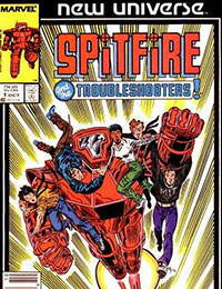 Spitfire and the Troubleshooters