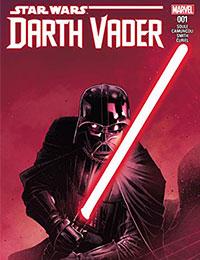 Darth Vader (2017) cover