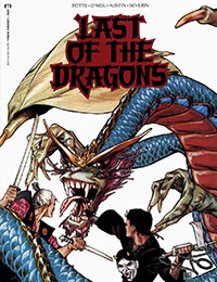 Epic Graphic Novel: Last of the Dragons