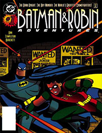 The Batman and Robin Adventures