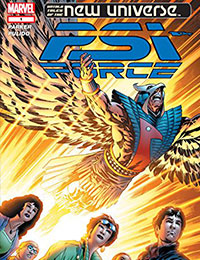 Untold Tales Of The New Universe: Psi-Force