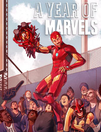 A Year Of Marvels: June Infinite Comic