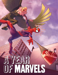 A Year Of Marvels: February Infinite Comic