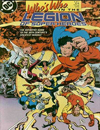 Who's Who in the Legion of Super-Heroes