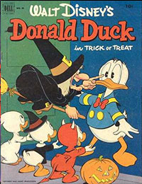 Walt Disney's Donald Duck (1952) comic | Read Walt Disney's