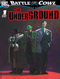 Batman: Battle for the Cowl: The Underground