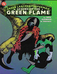 Green Lantern/Superman: Legend of the Green Flame