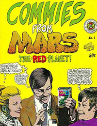 Commies from Mars: The Red Planet