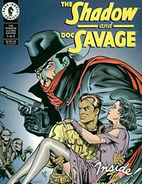 The Shadow and Doc Savage