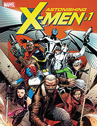 Astonishing X-Men (2017)